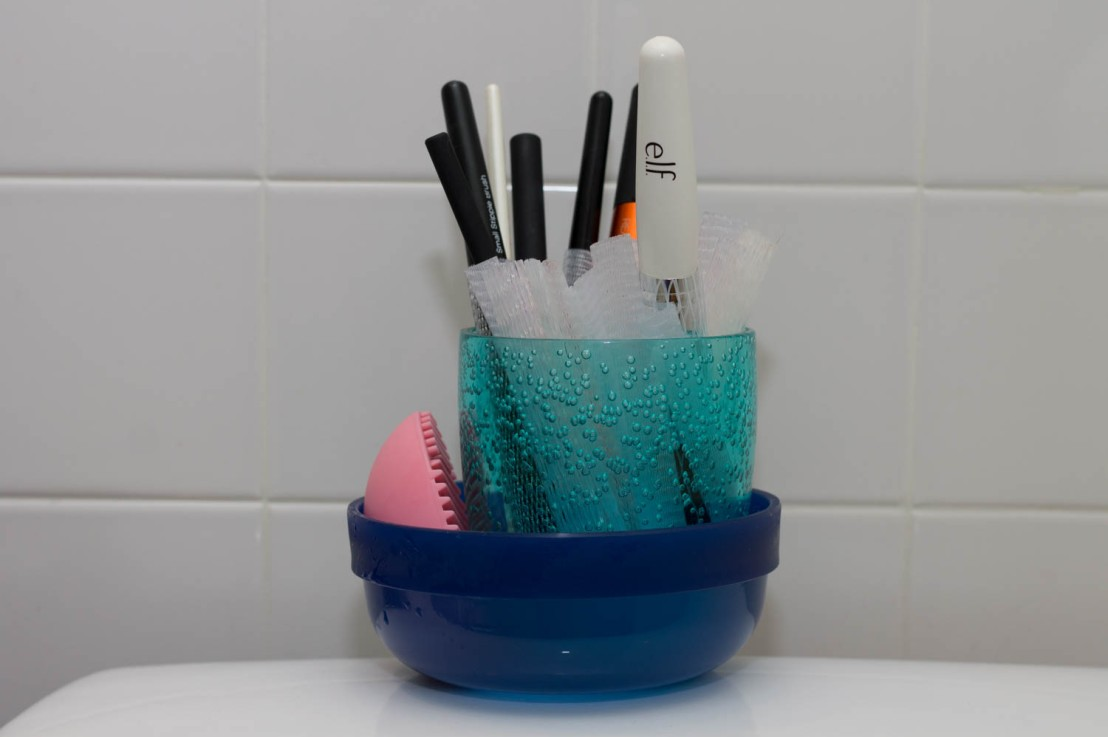 Updated Brush WashingRoutine