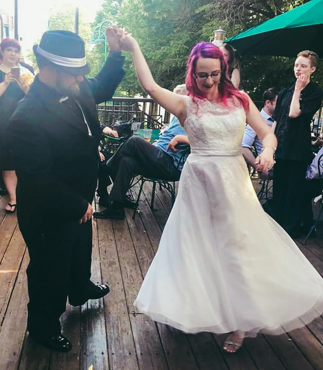 My Big Fat Brewpub Wedding
